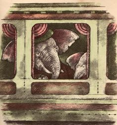 Uncle Elephant - written & illustrated by Arnold Lobel Vintage Kids, Vintage Children's Books, Children's Book Illustration, Illustrations, Arnold Lobel, Pile Of Books, Mary Blair, Story Time, Elephants
