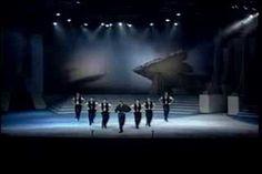 """Riverdance, the Show"" 1995, ""Distant Thunder"""