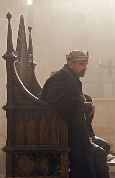 The Hollow Crown: King Henry IV (Part 1)  |  Director: Richard Eyre  |  Cinematographer: Ben Smithard