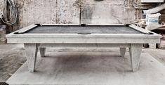Biliardo in marmo leggero by Dedalo Stone