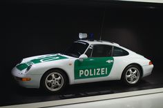 """This is Porsche 911 Carrera Coupe """"Polizei"""" 