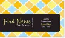 feminine first name Premium Business Cards