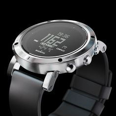 Suunto Core Brushed Steel #SuuntoCore