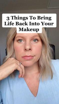 Quick Makeup, Diy Makeup, Makeup Tools, Makeup Tips Foundation, Makeup Essentials, Makeup Techniques, Makeup Transformation, Flawless Makeup, Everyday Makeup