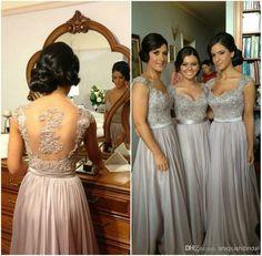 Beautiful bridesmaid dresses! ♡