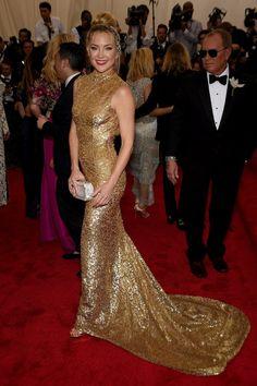 Pin for Later: Seht alle Stars bei der Met Gala Kate Hudson in Michael Kors