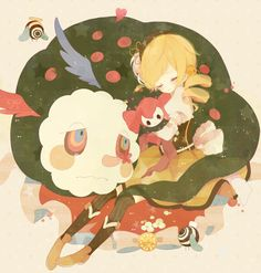 Mami Tomoe and Charlotte | Mahou Shoujo Madoka Magica