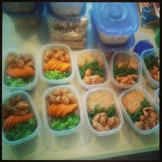 Who's hungry? #fitfood #mealprep #nailedit #yum