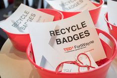 10 tips for greening your TEDx event
