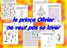 Le prince Olivier ne veut pas se laver : mon exploitation GS