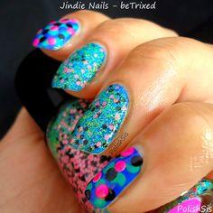 PolishSis - Jindie Nails beTrixed