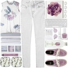 """TOPSET. Soft"" by sarahkatewest on Polyvore"