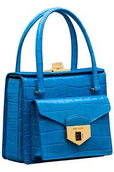 OOOK - Prada - Women's Accessories 2014 Spring-Summer - LOOK 1 | Lookovore