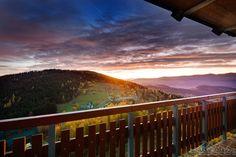 Fotografia reklamowa hotelu Beskidzki Raj w Zawoi