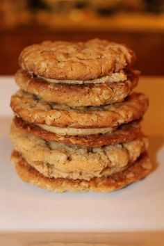 Day 366 – Halfway to Heaven Peanut Butter Cookies   366 Days of Pinterest