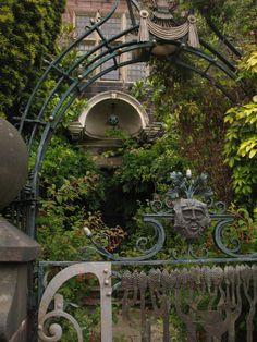 Green Man, Arch, Outdoor Structures, Garden, House, Longbow, Garten, Home, Lawn And Garden