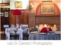 Love the black, white and red of this JD Designs - Event Styling  wedding.