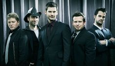Emerson Drive - Definitely one of my FAVORITE bands!  Love these guys!