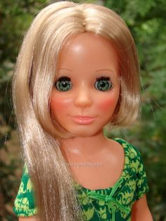 Ideal Kerry grow hair doll from the Crissy family  I had her!