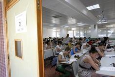 Mañana 3.600 aspirantes se examinan en Jaén en las oposiciones a Infantil, Primaria e Inspectores