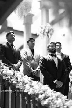 The Stylish Groomsmaids 9447007707 Royal Weddings, Groom Style, Hd Photos, Luxury Wedding, Black And White Photography, Maid, Wedding Photography, Stylish, Black White Photography
