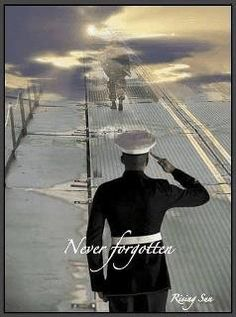 Our fallen warriors! Gone but NEVER forgotten! I absolutely love the quote. These Airmen, Marines, Sailors, and Soldiers have been assigned a new duty station, and they ARE with the best! GOD bless you all Thank You and your families Us Navy, Marine Mom, Marine Corps, Marine Cake, Independance Day, Military Love, Military Quotes, Military Service, Military Honors