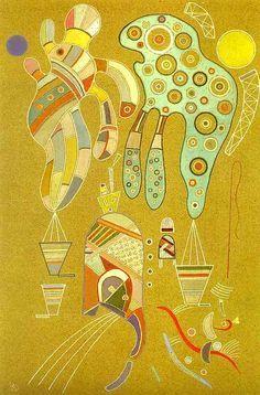 Kandinsky >> Untitled