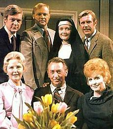 Days of our Lives - Original cast for the Horton family: Bill, Mickey, Marie, Tommy and Addie - children of Tom & Alice Horton.
