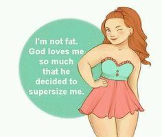 Supersize love it