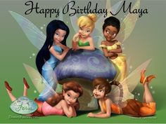Disneys Tinkerbell and Fairy Friends Edible Image Cake Topper Frosting Sheet -- Read more reviews of the product by visiting the link on the image.(This is an Amazon affiliate link and I receive a commission for the sales)
