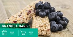 Put down the pre-packaged eats! Good, healthy food doesn't have to cost an arm and a leg. Make it from scratch to save a ton of dough (pun intended). #DIY #healthy #foods http://greatist.com/health/45-healthy-foods-make-and-never-buy-again
