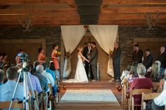 Stone Bridge Farm wedding, chapel, indoor ceremony, fall wedding, Alabama weddings, Cullman wedding venue, wedding photography
