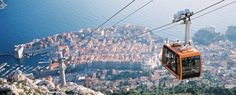 Stunning Dubrovnik: The Cable Car Experience - Official Video