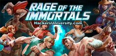 Rage of the Immortals Hack: Unlimited Cash and Coins cheats. Use this trainer to mod your Rage of the Immortals game and get free infinite Cash and Coins.