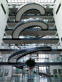 Havneholmen Atrium, Copenhagen designed by Wingårdh Arkitektkontor