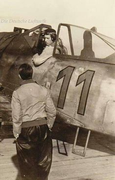 Fw 190 pilots.
