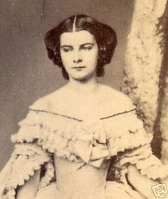 Maria Sofia Wittelsbach (Possenhofen, 4 october 1841 – Monaco di Baviera, 19 january sister of Sissi and wife of Francesco II di Borbone, last Queen of Two Sicilies