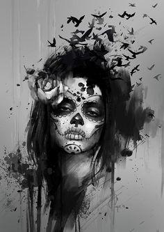 Badass ink.