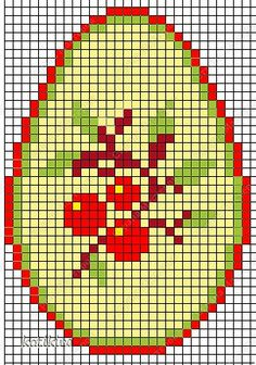 Handicraft product Easter Cross Stitch For Easter continued Threads Canvas Photo 6