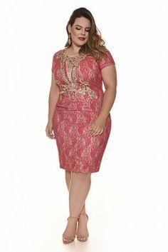 37 melhores imagens de Anny viva   Vestidos bonitos, Moda tamanho ... cc3889151f