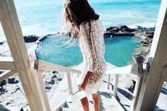 """Secret beaches in the Galactic Birkin Dress via @douglasneill #jenspiratebooty"""