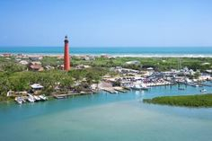 Could you live in this BEAUTIFUL place?  Ponce Inlet, Florida.....You would LOVE it!