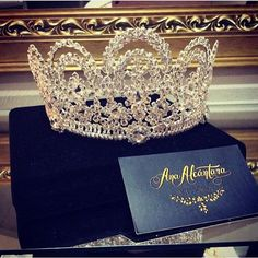 I'm beyond obsessed with this crown from @alwaysandforeverpty. This is how Perfection looks like () The best part?  IT CAN BE YOURS! - They offer world wide shipping. @alwaysandforeverpty  I'M SO GONNA GET MINE!! <3 <3 @alwaysandforeverpty @alwaysandforeverpty