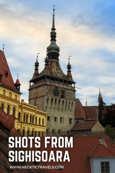 A collection of Sighisoara photos - it's an incredibly beautiful Romanian town, albeit maybe a little boring. Visit Romania, Back In Time, Eastern Europe, Barcelona Cathedral, Louvre, Country, Photos, Travel, Collection