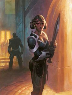 "Post about what's offensive and not offensive in fantasy art. ""Let's talk about breasts"""