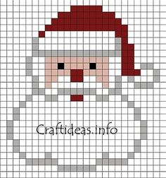 Thrilling Designing Your Own Cross Stitch Embroidery Patterns Ideas. Exhilarating Designing Your Own Cross Stitch Embroidery Patterns Ideas. Santa Cross Stitch, Cross Stitch Cards, Cross Stitching, Cross Stitch Embroidery, Christmas Cross Stitch Patterns, Christmas Embroidery, Christmas Knitting, Perler Patterns, Craft Patterns