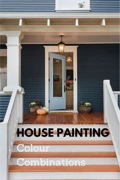 The colours you pick for your walls will serve a function, and you decide what that function is. #HousePaintingColourCombinations #ColourCombinationsForHousePainting #HousePaintingColorsCombinationsColourPalettes