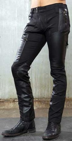 Mens Addicted to Speed Zip Pants - Mens gothic, industrial and cyber pants.