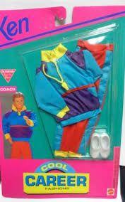 1989 Ken - Coach  (Cool Career Fashions) # ?