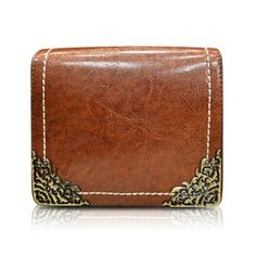 $16.45 Stylish Metal and Solid Color Design Crossbody Bag For Women